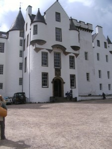 Blair Castle Pitlochry