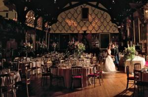 Blair Castle ball room