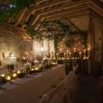 boat house wedding