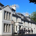 Arms hotel luss