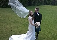 Country wedding idea's scotland