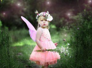 theme wedding fairies